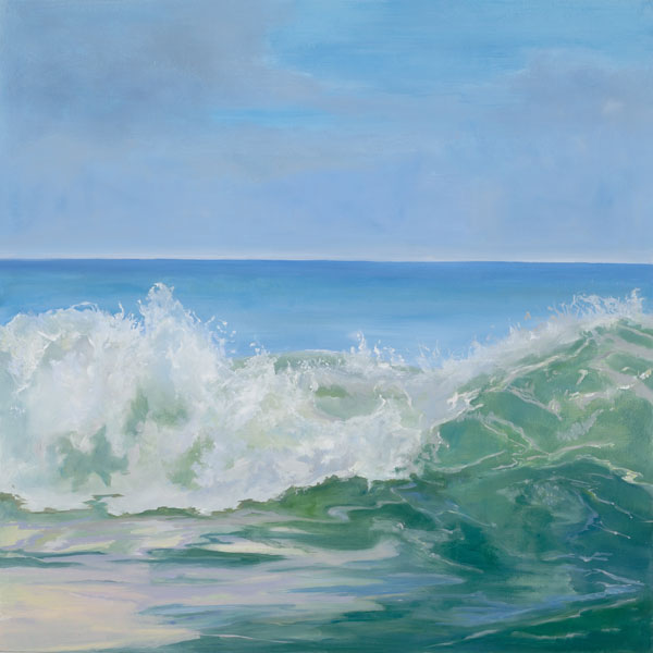 """Sea Thunder"" Fine Art Print"