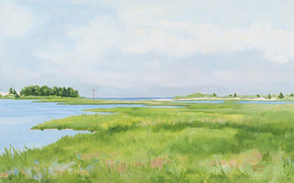 Long Island Salt Marsh